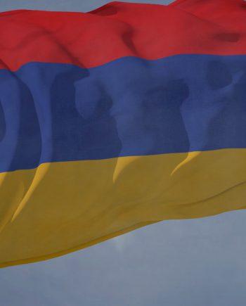 Armenia Flag Loop