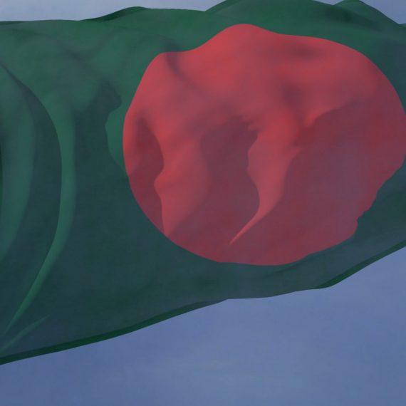 Bangladesh Flag loop