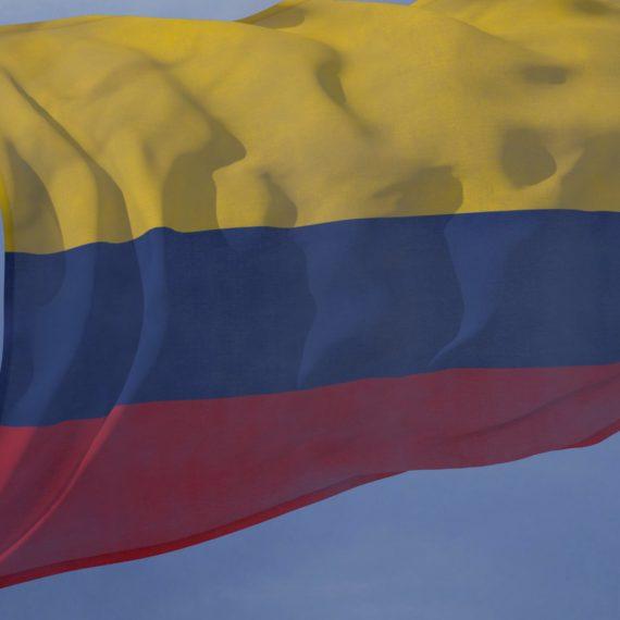 Colombia Flag Loop