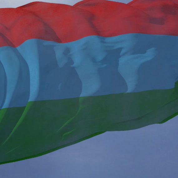 Karelia Flag Loop